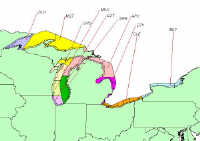 Great Lakes Nearshore forecasts
