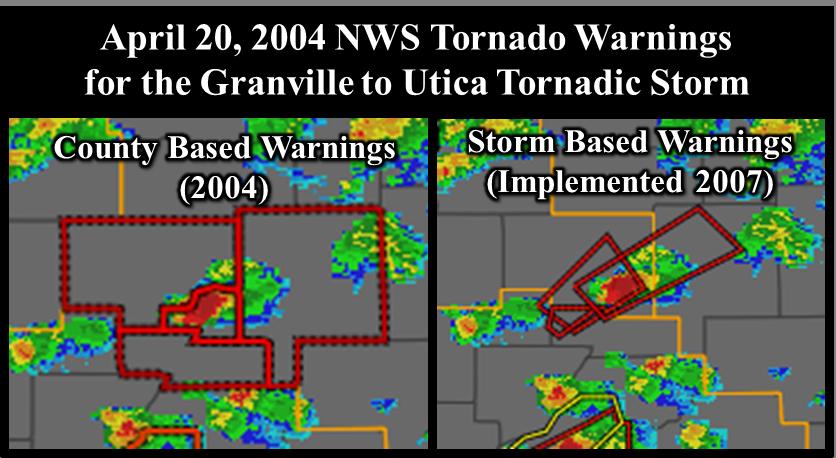 Utica Tornado Event