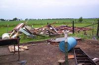 damage near franklin grove