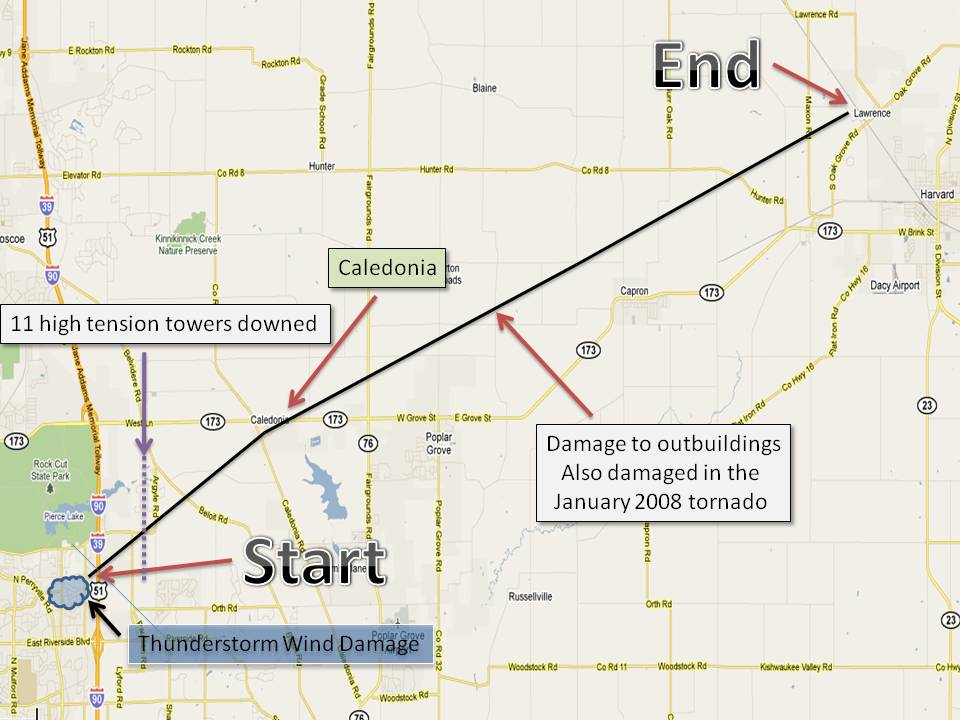 Tornado path thumbnail