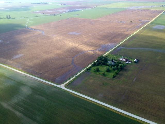 Manteno Aerial Photo