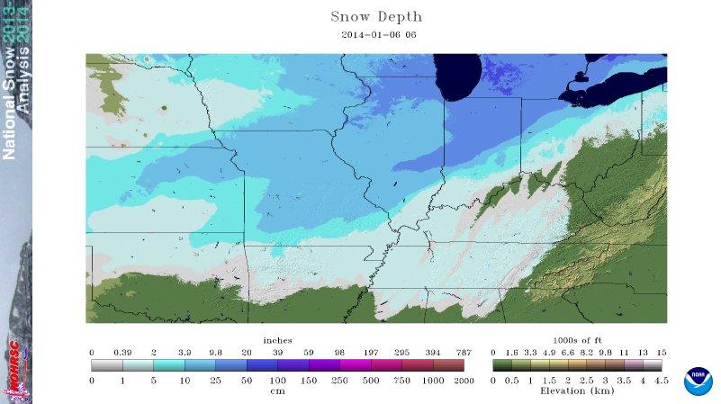 Snow Depth Local