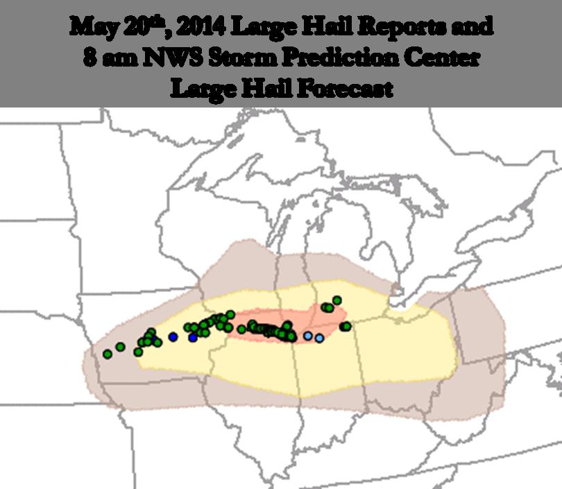 Hail Forecast