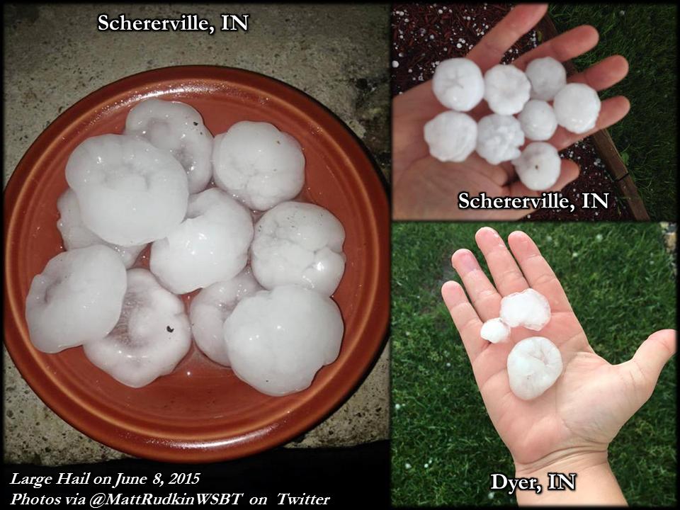 Hail Photos