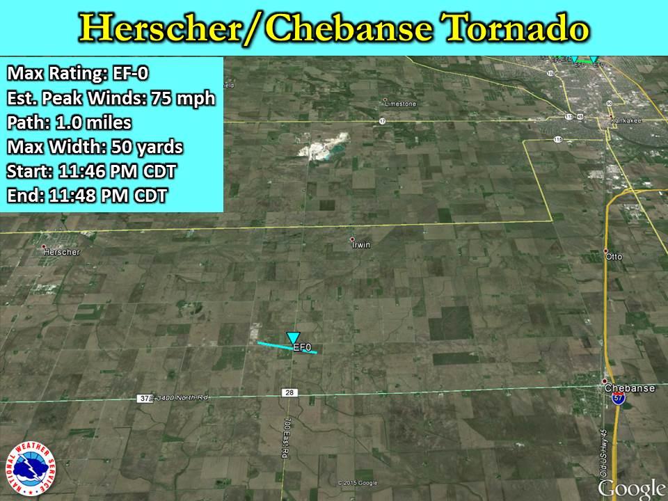 Herscher/Chebanse Tornado