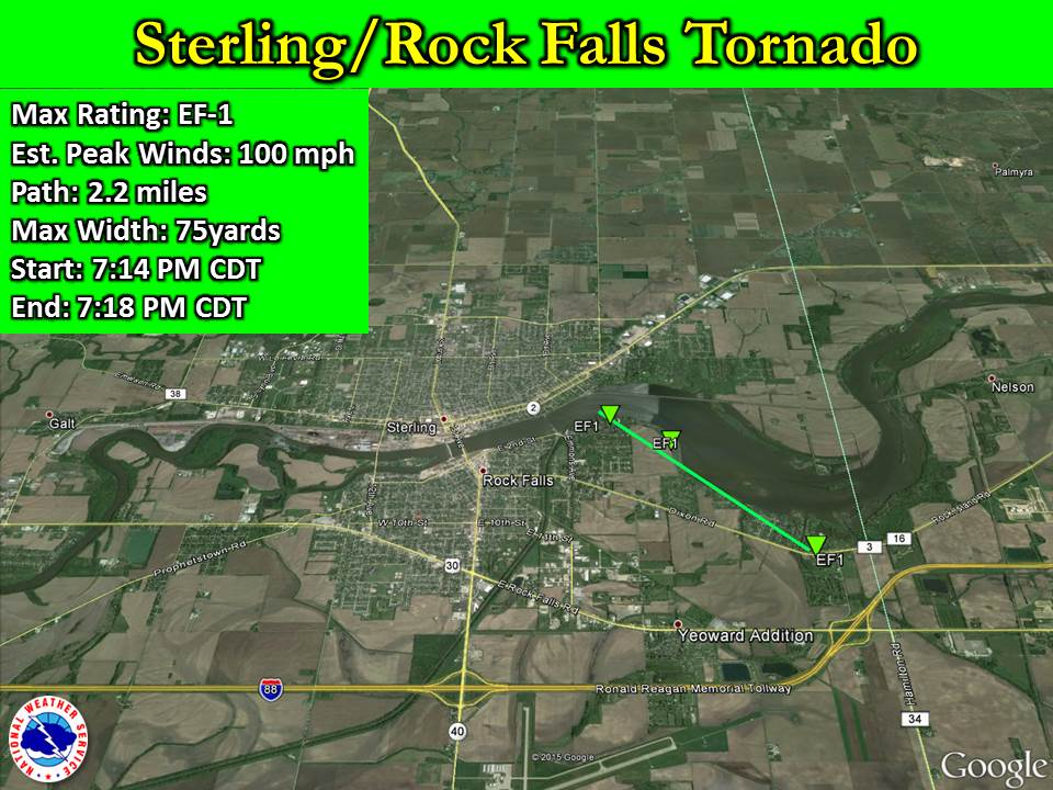 Sterling/Rock Falls Tornado