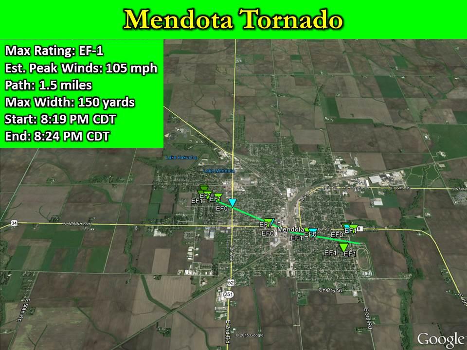 Mendota Tornado