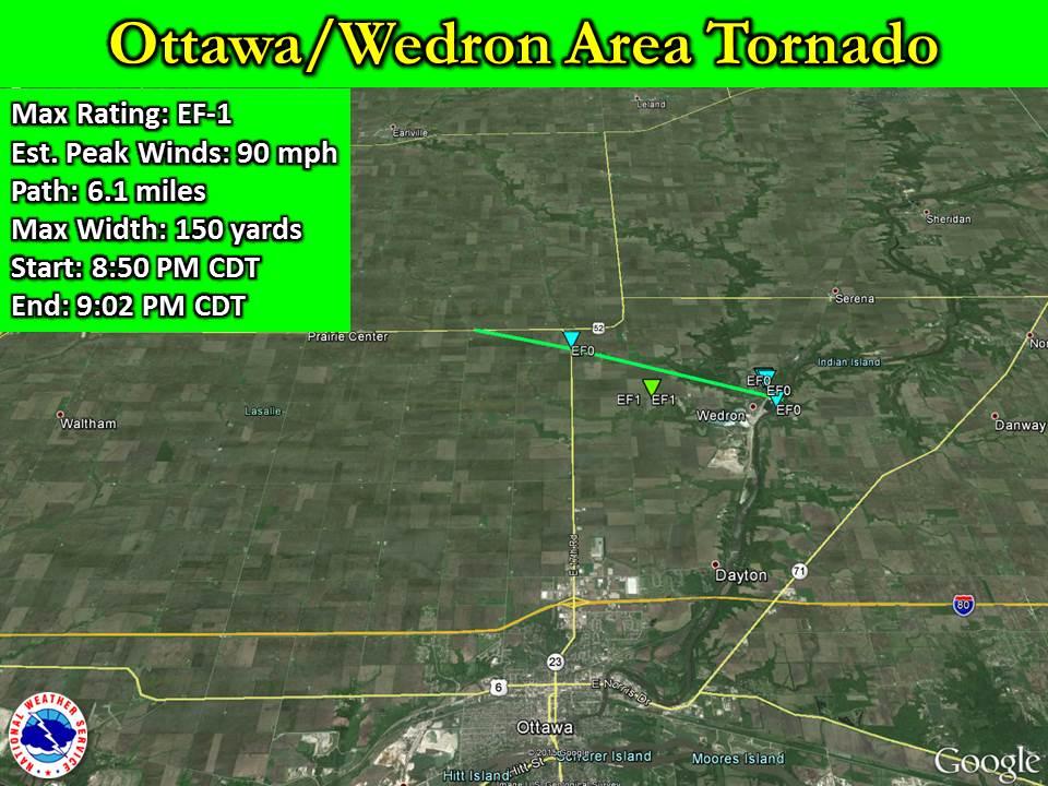 Ottawa/Wedron Tornado