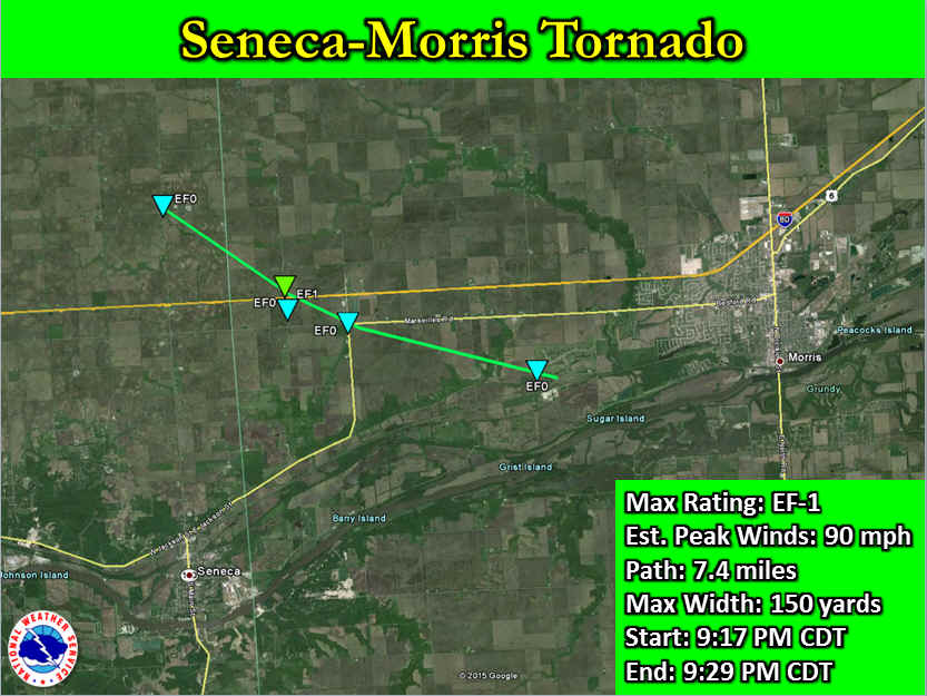 Seneca to Morris Tornado