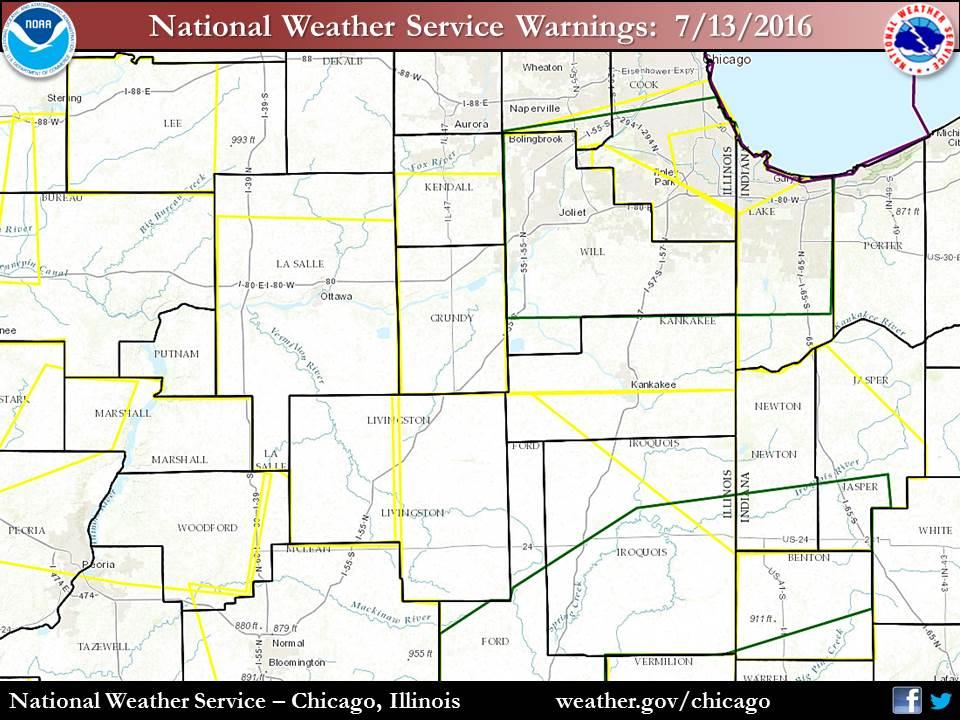 NWS Warnings