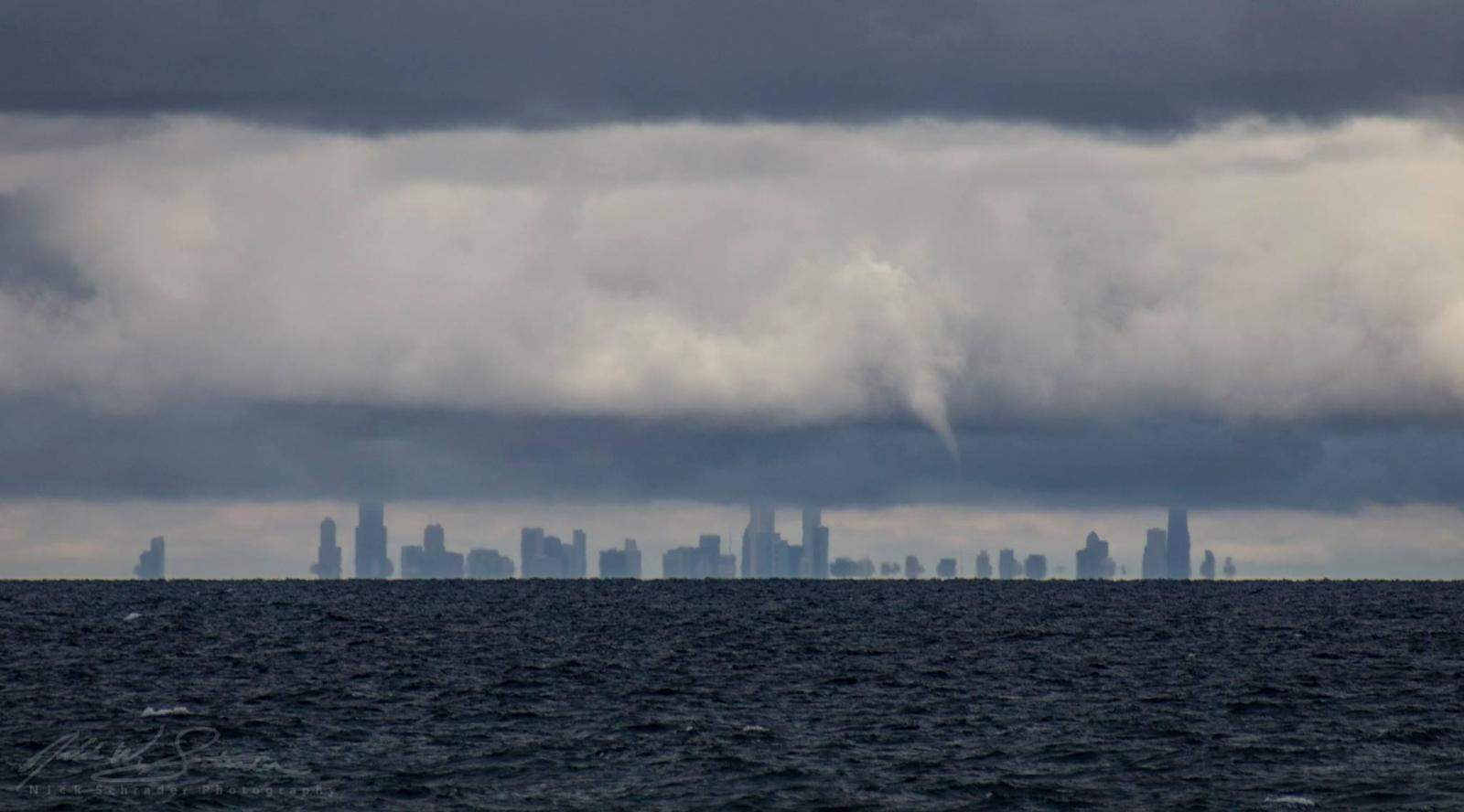 Waterspout Photo